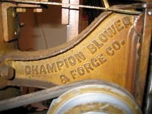 Photo Index - Champion Blower  U0026 Forge Co
