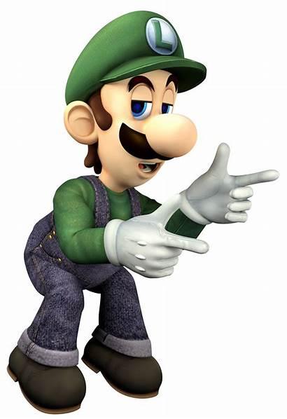 Luigi Mach Deviantart Render Fan Games 3d
