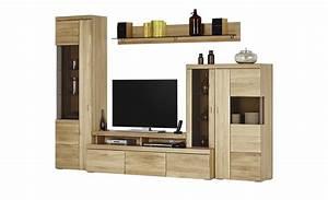 Möbel Martin Küchenplaner : woodford teilmassive wohnwand martin m bel h ffner ~ Lizthompson.info Haus und Dekorationen
