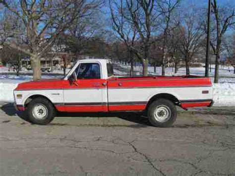 sell   chevy  pickup truck  fort leavenworth