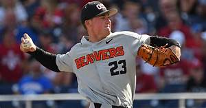 Oregon State Freshman Kevin Abel Just Pitched The Greatest ...