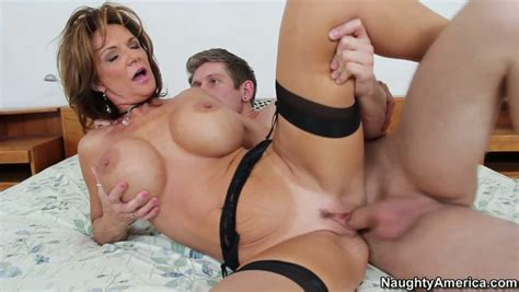Dirty Cougar Deauxma Fucks The Young Stud And Enjoys His