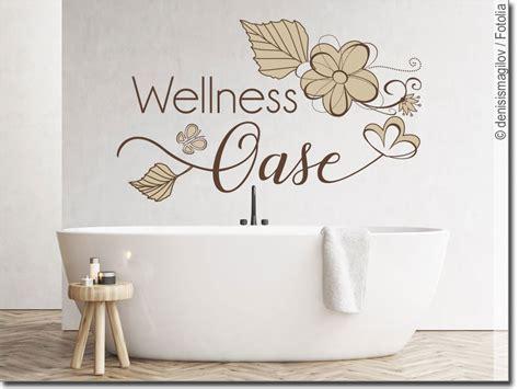 wandtattoo wellness oase buntes wandtattoo wellness oase