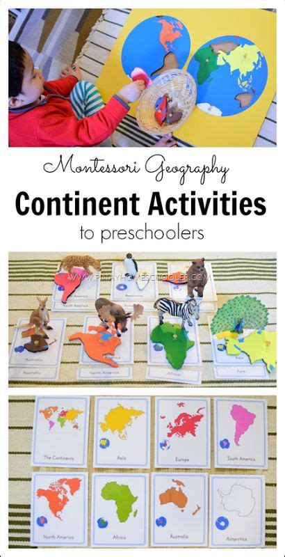 271 best montessori geography images on 201 | 3edb25fc004c14106eda5151a27641a9 activities for preschoolers montessori activities