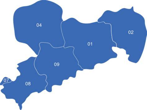 Plz Karte Sachsen