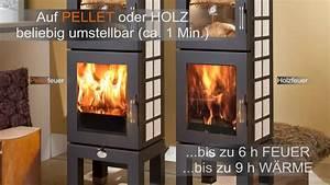 Holz Pellets Kombiofen : pellet ofen ohne strom als pellet holz kombi ~ Lizthompson.info Haus und Dekorationen