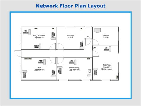 design floor plan small office floor plan sles and conceptdraw sles