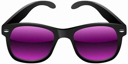 Clipart Purple Sunglasses Glasses Sun Transparent Yopriceville