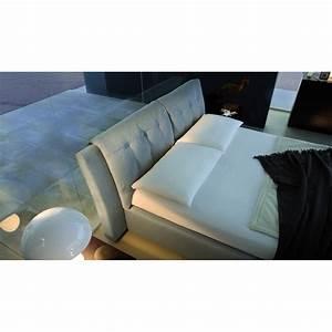 Lit Coffre 180x200 : lit coffre bluemoon meubles et atmosph re ~ Melissatoandfro.com Idées de Décoration
