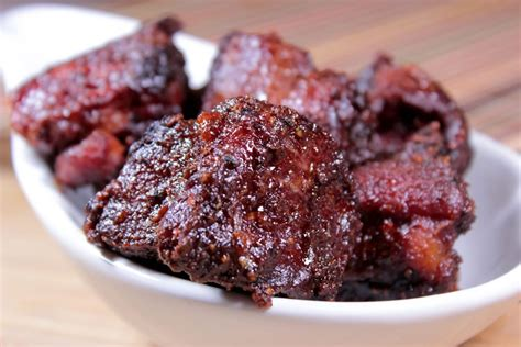 Pork Country Style Rib Burnt Ends  Smoking Meat Newsletter