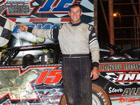 Shawn Chastain Drives To Snbs Victory At Blue Ridge