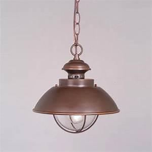 Cascadia lighting nautical in burnished bronze