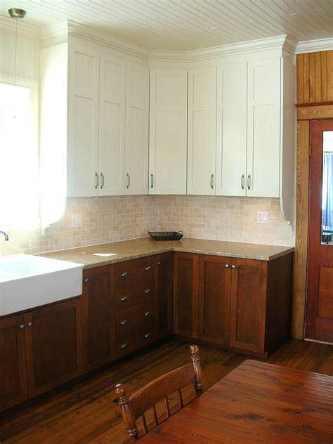 mod鑞e d armoire de cuisine poire caramélisée les armoires inc