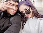 陳艾琳(右)與老公阿翔(左)曾面臨離婚危機。(翻攝自陳艾琳Instagram)