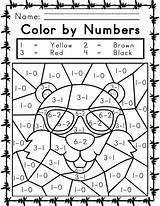 Number Games Easy Printable Hard Math Coloring sketch template