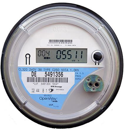 Smart Meter Education Network - How To Tell If I Have a ...