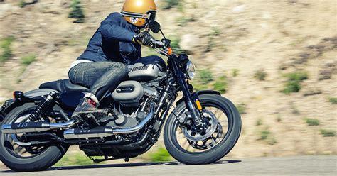 The New Harley-davidson Roadster