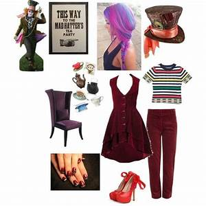 Mad hatters, Mad hatter costumes and Costume for girls on ...