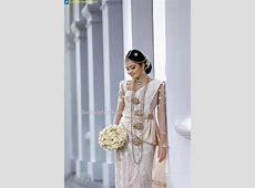 Sri Lankan kandyan bride kandyan Pinterest Saree