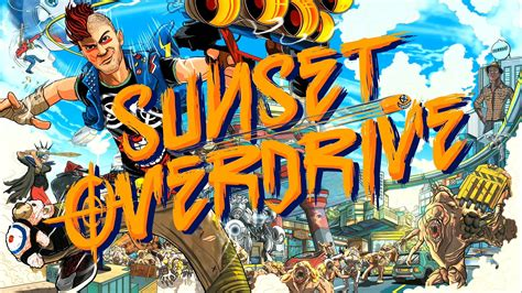 Overdrive Anime Wallpaper - sunset overdrive hd wallpapers and background images
