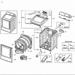 Samsung Wiring Diagrams For Dryer