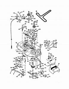 Lawn Mower Engine Diagram