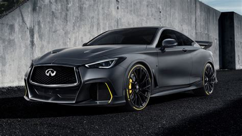 Infiniti Q60 Black S Release Date by The Infiniti Q60 Project Black S Showcases F1 Tech Gallery