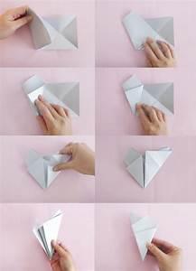 Faire Des Origami : 1001 id es originales comment faire des origami facile ~ Nature-et-papiers.com Idées de Décoration