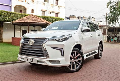 R1207.50 initiation fee and r69 monthly administration fee included. This Custom Body Kit Turns The Toyota Fortuner Into A ...