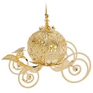 disney ornament cinderella coach by baldwin