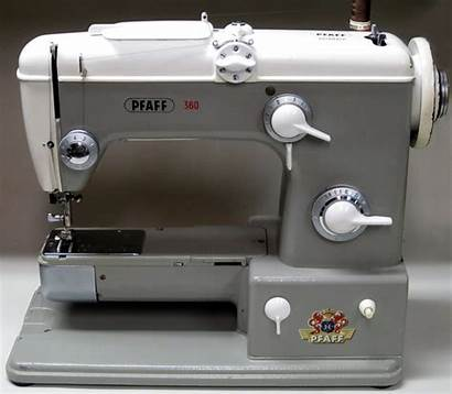 Pfaff Sewing Machines Machine 360 1960 Antique