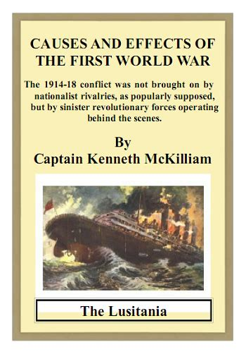 The Living Room War Definition by Causes And Effects Of The World War Captain Kenneth
