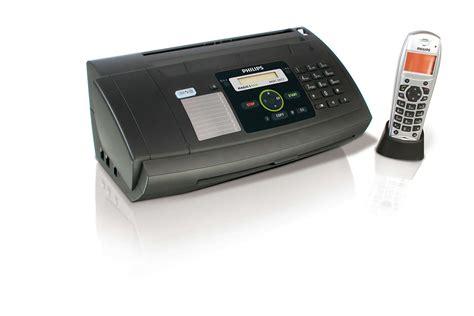 philips si e social fax con fotocopiatrice sms e dect ppf650e itb philips