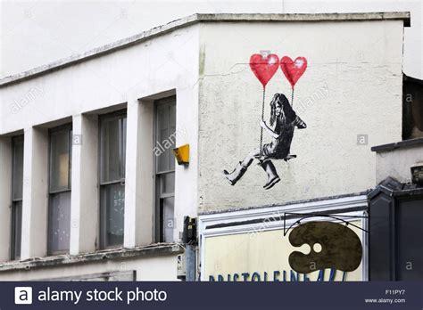 Banksy Street Art Style