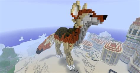 Sapientia Fox Minecraft Project