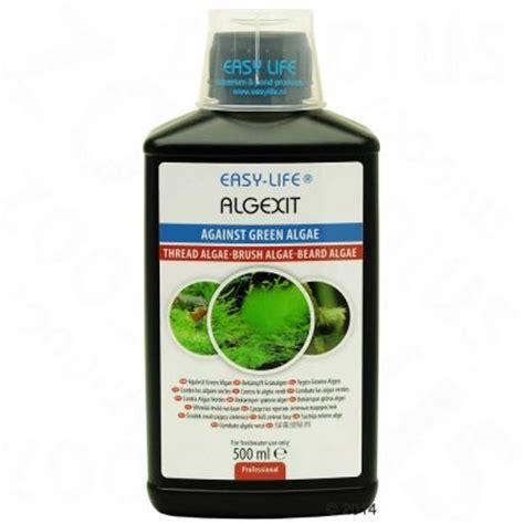anti algues pour aquarium 233 tang et bassin easy algexit 192 prix avantageux chez zooplus