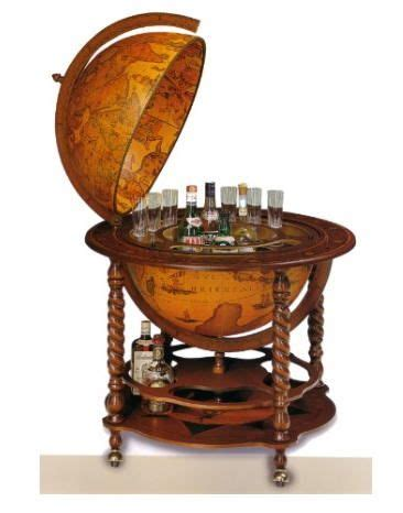 Liquor Cabinet Globe - how to make a globe liquor cabinet woodworking projects