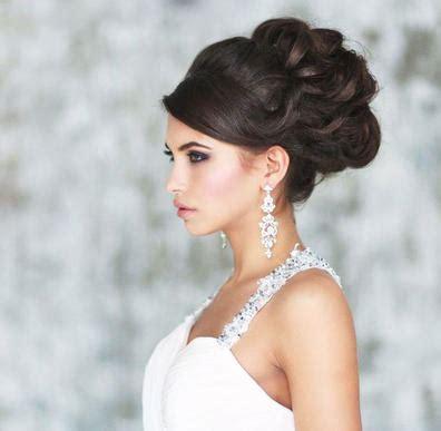 chignon haut mariage coiffure mariage chignon haut coiffure simple et facile