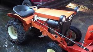 1964 Simplicity Landlord Garden Tractor