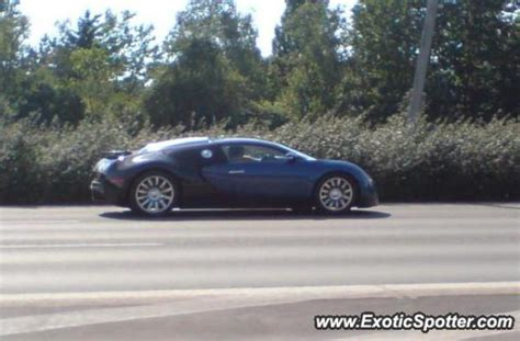 Bugatti Veyron Spotted In Cologne, Germany On 10/01/2007
