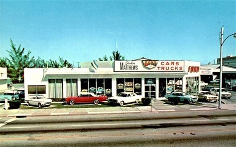 Ford West Palm by Matthews Ford West Palm Fl 1966 1520