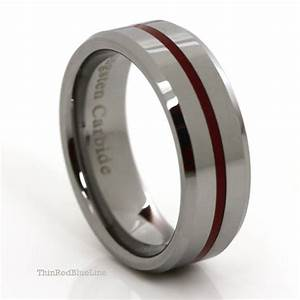 15 best images about thin red line collection on pinterest With fireman wedding ring