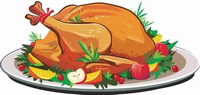 Turkey Clipart Cooked Duck Transparent Clip Roast