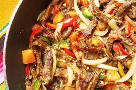 cuisine de base machaca dried beef recipe how to carne seca