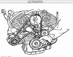 2008 Dodge Caliber Serpentine Belt Diagram