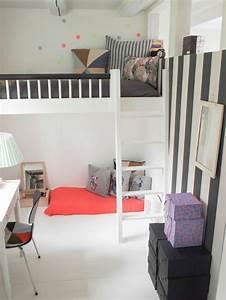 Jugendzimmer Mit Hochbett Gestalten : das hochbett ein traumbett f r kinder und erwachsene ~ Bigdaddyawards.com Haus und Dekorationen