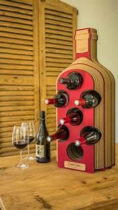Porte Bouteille Vin : les 25 meilleures id es de la cat gorie porte bouteilles ~ Melissatoandfro.com Idées de Décoration