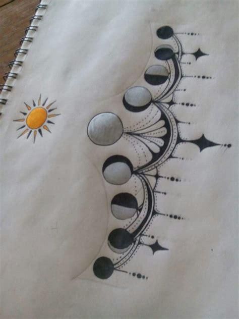 moon phase tattoo  chest tattoo ideas pinterest sun window  tattoo ideas