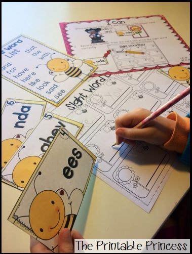 February Math Centers Kindergarten