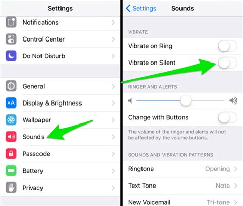 how to turn ringer on iphone how to turn vibration when in silent mode on your iphone